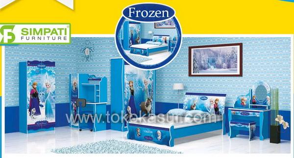 kamar set anak kamar frozen kamar set hello kitty