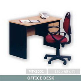 meja kerja, office desk, meja tulis murah