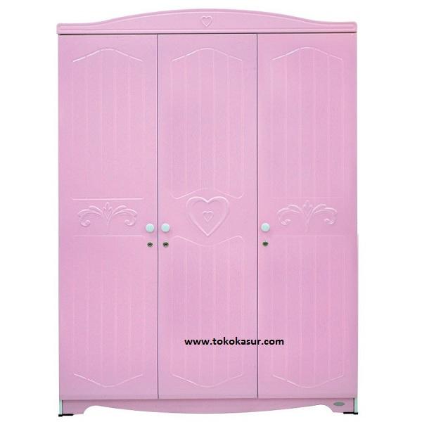 olympic-premium-lemari-3-pintu-princess-series -7792-